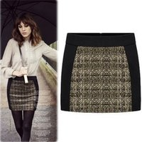 Cheap Acrylic business skirt suits Best Above Knee Mini business women suits