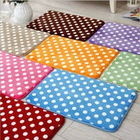 Wholesale Multi purpose bath mat kitchen living room bedroom study mat non slip rug