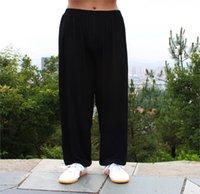 Wholesale Zooboo senior pants modal Taiji practice yoga pants