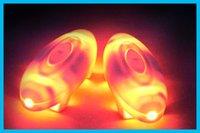 Wholesale LED Flashing shoe laces Fiber Optic Shoelace Luminous Shoe Laces blister or box pacakage Light Up Shoes lace pairs
