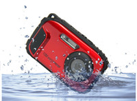 aps shipping - MP Waterproof Camera M X Zoom Underwater Shockproof Digital Camera inch LCD Cameras