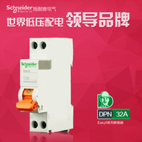 Wholesale Schneider Electric Merlin Gerin circuit breaker air switch Easy9 DPN32A monolithic double inlet