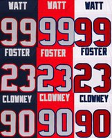 arian foster - Mens Elite JJ Watt DeAndre Hopkins Arian Foster Stitched Sewed Mens Jerseys