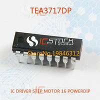 Wholesale TEA3717DP IC DRIVER STEP MOTOR POWERDIP TEA3717