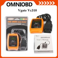 auto clean tool - Hot Sale VC310 OBD2 OBDII EOBD CAN VC310 OBD2 Scanner Code Reader Auto Scanner Code Reader Cleaner Car Diagnostic Tool
