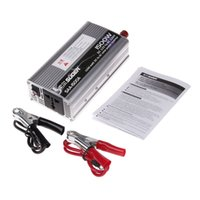 Wholesale SUOER SAA A W DC12V to AC V High power Solar Car Power Inverter