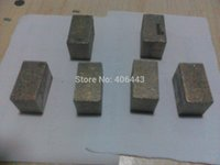 Wholesale Segment For Granite - 23*7.4 6.8*15mm Diamond Segments for 1200mm Blank Saw Blade for Cutting Granite