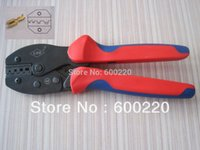 barrel crimping tool - Ratchet crimping tool crimping open barrel terminals mm2 crimp plier LY A