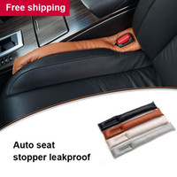 Wholesale 2014 Newest car seat styling Car Seat Stopper Leakproof Converted seam leakage protection pad colors