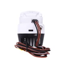 automatic vacuum switch - 12V V GPH Car Pumps Automatic Submersible Boat Marine Bilge Water Pump Equipment with Float Switch RV Boat
