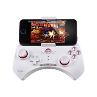 Wholesale 2015 new Brand ipega pg Wireless Bluetooth Game Controller Joystick For iPhone Android Mobile Phones Tablet PC