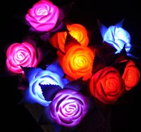 Wholesale Rose Flower Wedding Garden Party Christmas Decoration