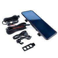 Wholesale car dvd quot Blue car camera rearview mirror driving recorder auto dvrs cars dvr parking recorder video registrator camcorder