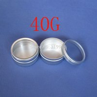 aluminum can caps - N ml Aluminum Case g Round Matte Aluminum Can Aluminum Container Tea Tin
