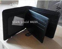 american folder - male suit folder short design wallet classic luxury man bag card holder The man s wallet