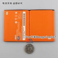 al por mayor teléfono xiaomi hongmi-Herramientas libres Batería 3060mAh 100% Nuevo Accesorio de recambio Acumuladores de batería Para Xiaomi Redmi Nota 2 Hongmi Nota 2 Celular