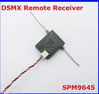 Wholesale Spektrum AR6210 Satellite Receiver ch DSMX SPM9645 For AR6210