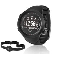 Wholesale Spovan GL004 Wateproof Sports Watch GPS Fitness Heart Rate Monitor Calories Counter Bluetooth Chest Strap D Wristwatch