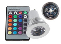 bulbs and lighting - Magic Lighting LED Light Bulb And Remote With Different Colors And Modes