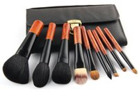 ancient tools - High Quality set Makeup Brushes Goat Hair Make Up Brushes Portable Pincel Maquiagem Tools Mini Brushes Set Ancient Style