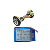 Wholesale 2015 new mah Battery for Two wheel self balance electric Scooter Unicycle Balancing Motor Skateboard free ship