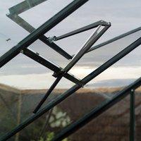 Wholesale coldframe side window solar powered auto vent window opener