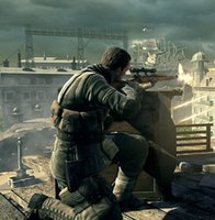 Wholesale 2015 PS4 genuine sniper Sniper Elite god of three British Hong Kong Digital Download Certification
