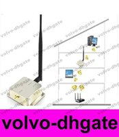 Wholesale EDUP EP AB003 Ghz W n Wireless Wifi Signal Booster Repeater Broadband Amplifiers for Wireless Router wireless adapter GALY1039