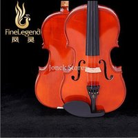 Wholesale Grading violin factory high grade wood violin beginner adult children refined violin