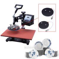 heat press transfer machine - DHL free ship In digital tshirt printing machine heat press heat transfer machine Sublimation Printer