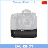 7d battery grip - New Arrival Meike MK DR II G wireless Remote Control Battery Grip for Canon d mark ii