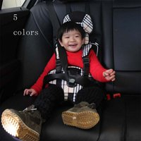 Wholesale Popular and Safe New Arrival Children s Car Seats Infant Car Safety Seat Cover Portable Baby Seat Years Years