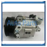 auto air conditioners - DKV11G auto air conditioner compressor for Mitsubishi Pajero IO pk