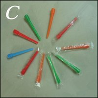 Wholesale Disposable drip tip hookah mouth tips SHISHA mouth tips different Style length Variety color in stock E cig