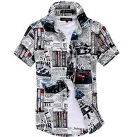 Wholesale 2015 new hot selling short sleeve summer shirt for men cotton casual men shirts designs M L XL XXL XL
