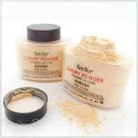 Wholesale Latest Ben Nye Luxury Powder g New Natural Matifiant Face Loose Powder Waterproof Nutritious Banana Brighten Long lasting Beauty Makeup