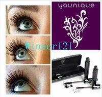 Wholesale Younique D Fiber Lash Mascara Moodstruck Black Full Thick Long Lashes Makeup Lash Eyelash Waterproof sets barcode and booklet