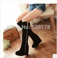 Wholesale Women s boots winter boots high boots for women customize plus size size big snow boots