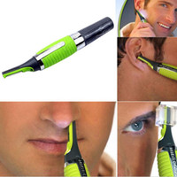 Wholesale Ear Nose Neck Eyebrow Hair Remover Trimmer Shaver Grooming Tool Kit Set Men Brand New Good Quality