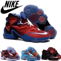 Cheap Nike lebron 13 xiii basketball shoes for sale,2016 Mens Discount nike lebrons basketball shoes Cheap lebron james sneakers LJ13 Retro Shoes