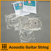 Wholesale 2015 New Hot Set Acoustic Guitar Strings Classic for Fender High Quality