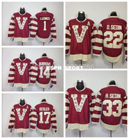 alexandre burrows - 2016 New Price Heritage Vancouver Canucks Alexandre Burrows Hockey Jersey Millionaires Claret th Anniversary Re