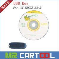 Update & Repair Software best car models - Best price GM TIS2000 SAAB TIS2000 CD And USB Key For GM TECH2 GM SAAB Car Model