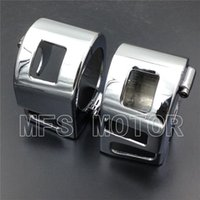Wholesale Motorcycle For Kawasaki Vulcan Vulcan All Models Chrome Switch Housing Cover