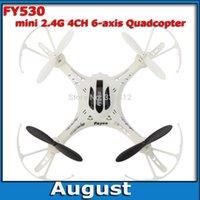 rc uav - Fayee FY530 Mini G CH RC Quadcopter axis Gyro Eversion Biomimetic Design RTF UFO UAV Drone Toys FS
