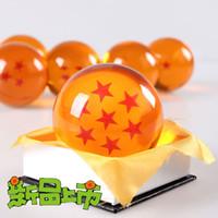 wood dragon - Cartoon Dragon Ball cm stars Crystal Ball Set Of New In Box Dragon Ball Z Complete MC
