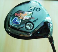 Wholesale New Golf clubs XX MP800 Golf driver degree with golf graphite shafts and Wood headcover Golf driver clubs