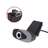 digital camera web camera - Professional Computer PC Laptop Webcam USB Digital Video Webcam Web Camera HD Megapixels with Built in Microphone C1995