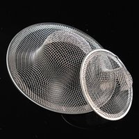 Wholesale Stainless Steel Mesh Sink Strainer Drain Stopper Filter Bath Hair Trap Stopper High Quality New Arrival