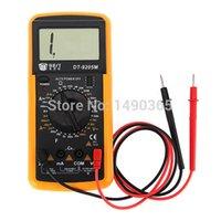 Wholesale BEST DT9205M LCD AC DC Volt AMP OHM Electrical Digital Multimeter